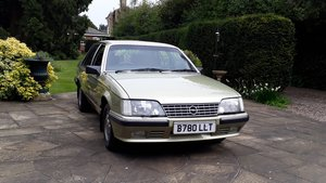 Vauxhall Opel Senator 2.5 1984 1 Owner 62k Miles Concours A2 For Sale
