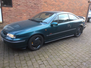 1993 Vauxhall Calibra Turbo 4x4 Project For Sale