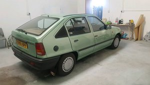 1987 Vauxhall astra mk 2 For Sale