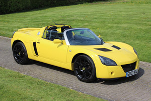 2003 VAUXHALL VX220 TURBO - 44,400 MILES - EXCEPTIONAL SOLD