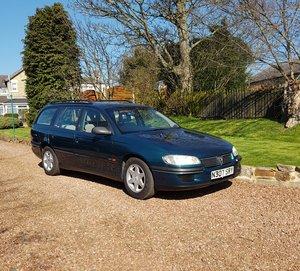 1996 Vauxhall Omega 2.5td GLS Automatic Estate For Sale