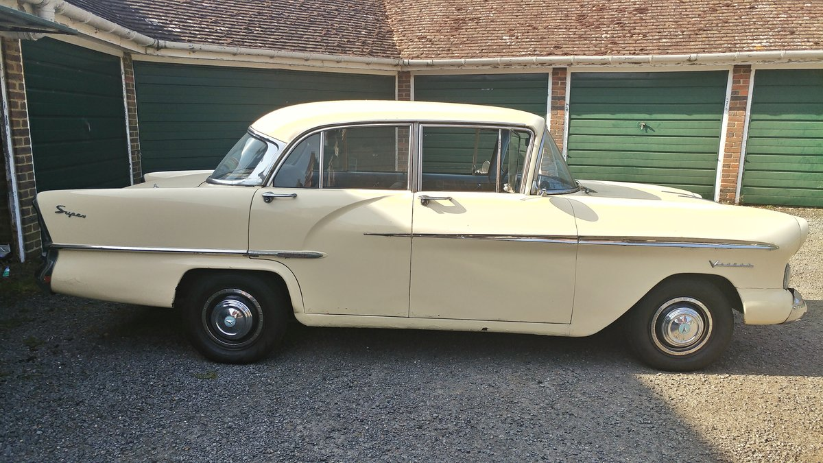 1958 Vauxhall Victor series 1 F type 1957/8 For Sale (picture 2 of 6)