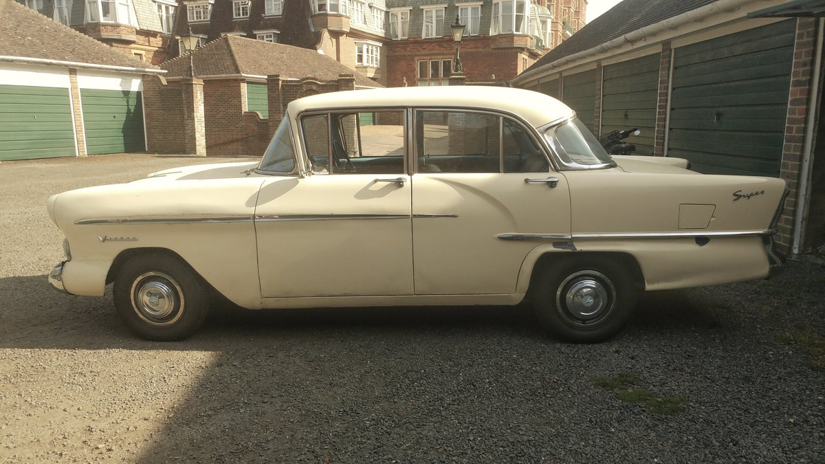 1958 Vauxhall Victor series 1 F type 1957/8 For Sale (picture 3 of 6)