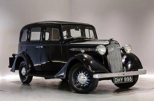1937  Vauxhall DX Saloon