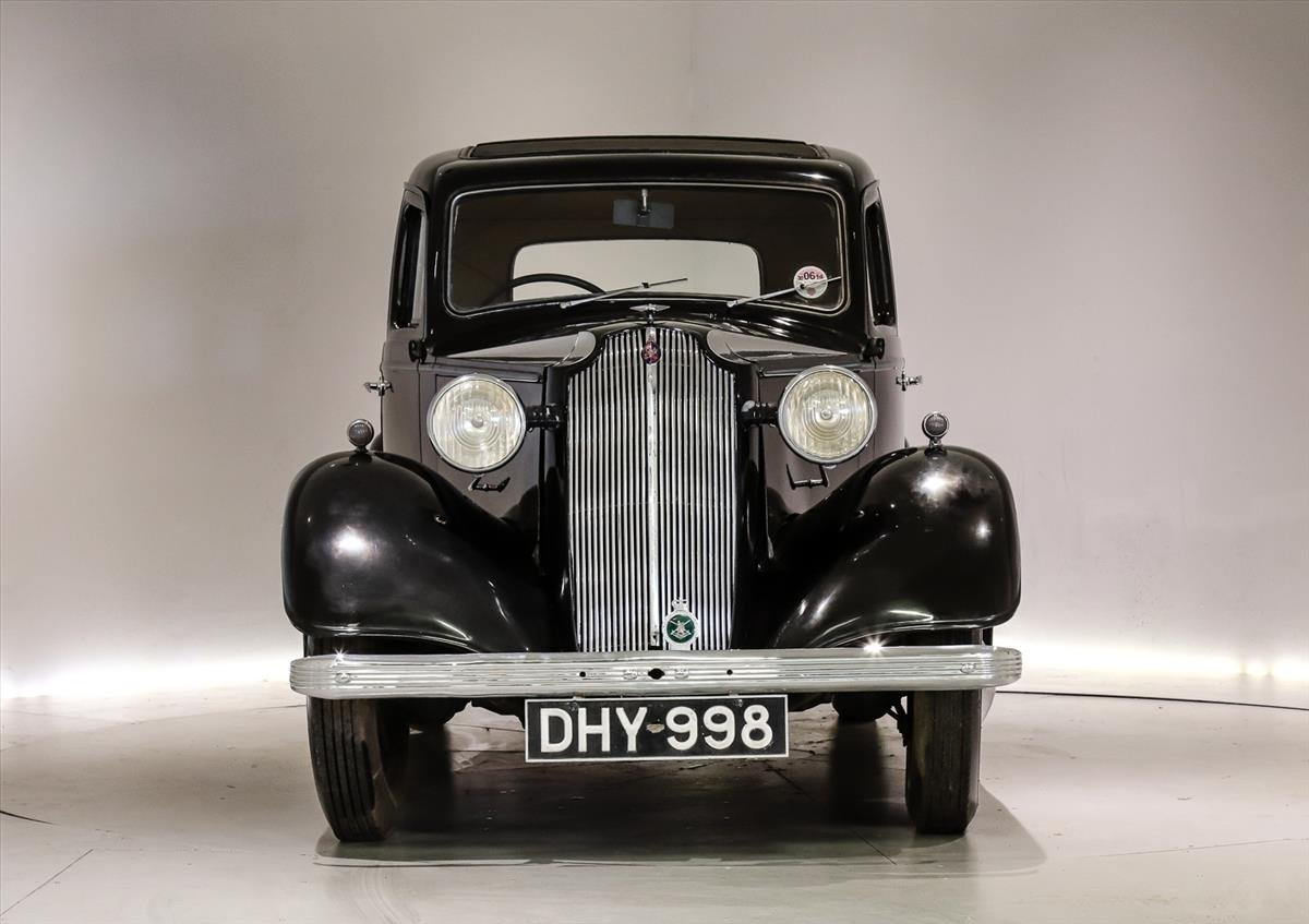 1937 Vauxhall DX Saloon For Sale (picture 6 of 11)