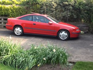 1992 Rare one owner Calibra Turbo For Sale