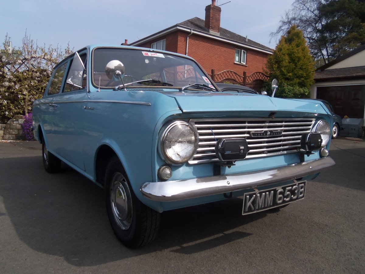 1964 Vauxhall Viva Genuine 38000 miles Reduced For Sale (picture 1 of 6)