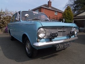 1964 Vauxhall Viva Deluxe Genuine 38000 miles from