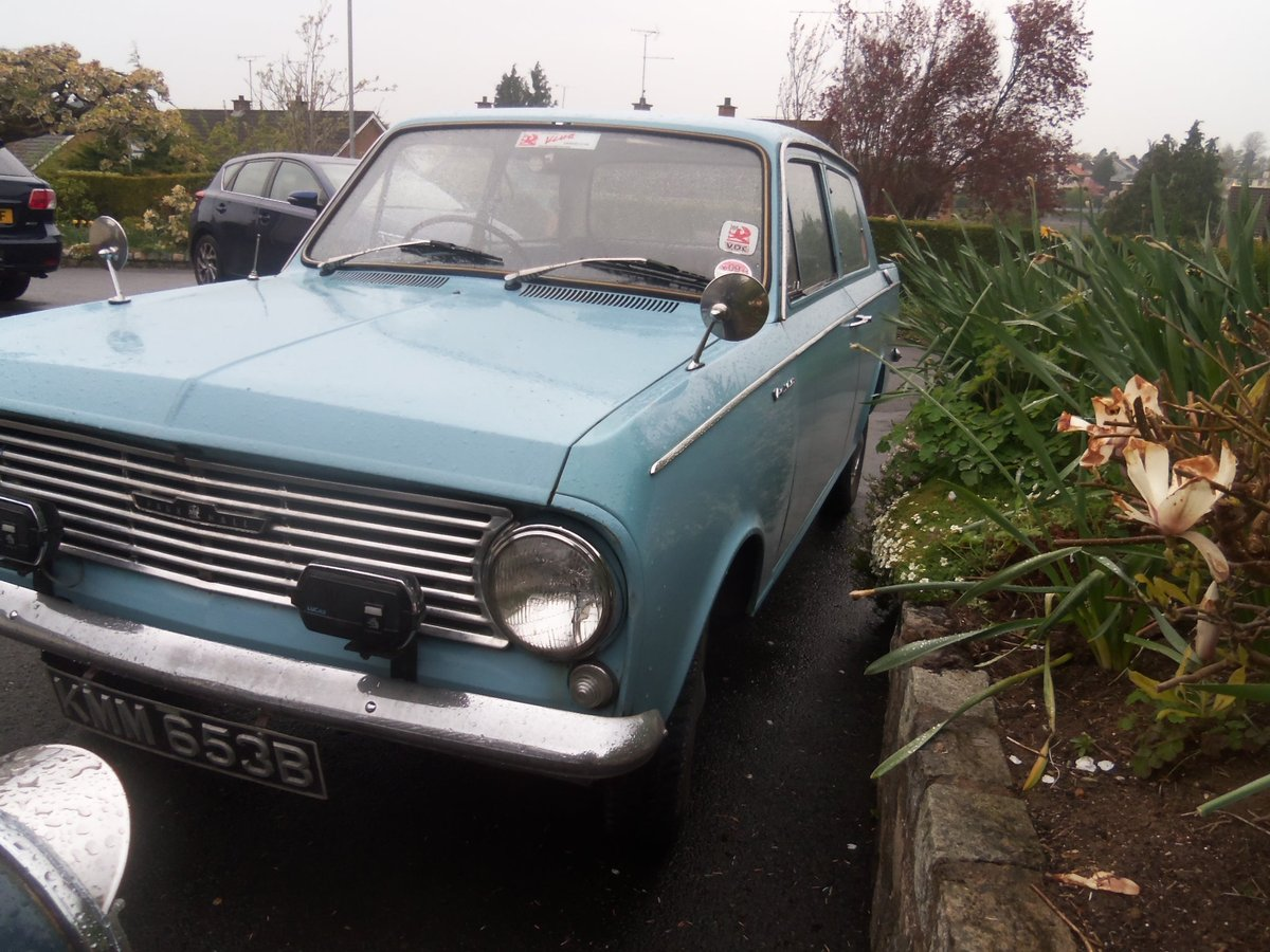 1964 Vauxhall Viva Genuine 38000 miles Reduced For Sale (picture 2 of 6)