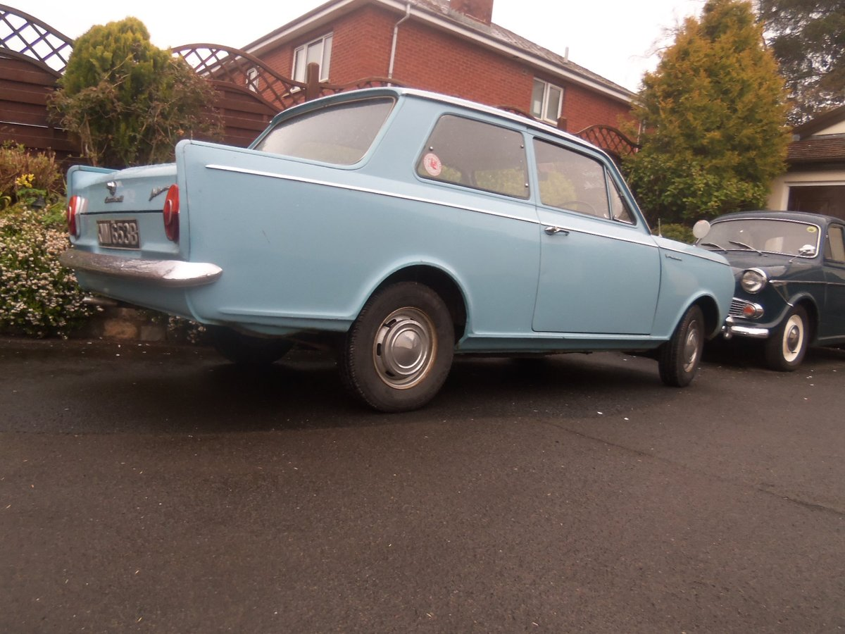 1964 Vauxhall Viva Genuine 38000 miles Reduced For Sale (picture 3 of 6)