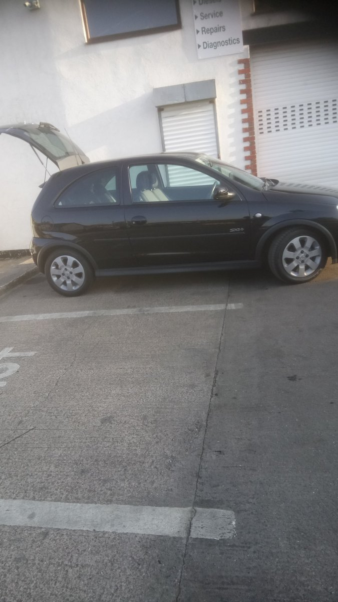 2006 Vauxhall corsa sxi plus twin port For Sale (picture 1 of 4)