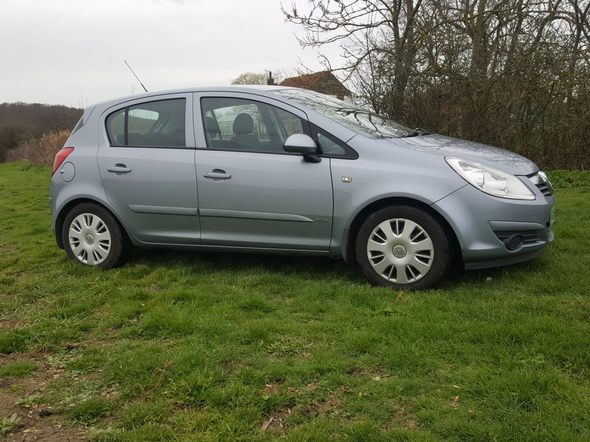 2007 Vauxhall Corsa Club A/C Cdti Diesel For Sale (picture 2 of 6)