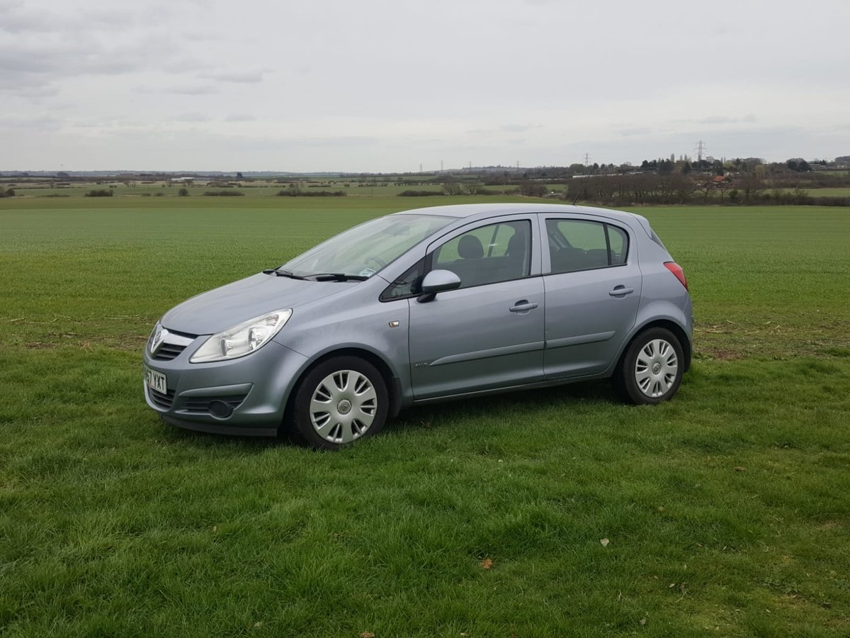 2007 Vauxhall Corsa Club A/C Cdti Diesel For Sale (picture 4 of 6)