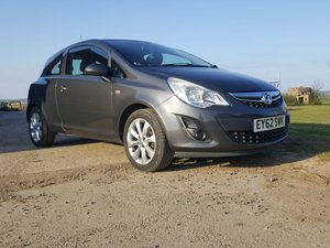 2012 2013 Vauxhall Corsa Active Ecoflex 1248cc Diesel Manual For Sale
