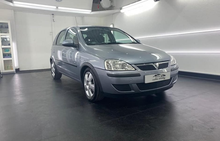 2004 Vauxhall Corsa 1.0L Energy Twinport For Sale (picture 1 of 4)