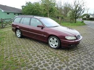 2002 Vauxhall Omega 3.2 V6 Elite Estate For Sale
