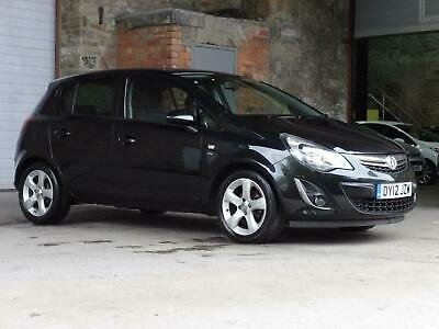 2012 Vauxhall Corsa 1.4 SXI 5DR For Sale (picture 1 of 6)