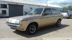 1981 VAUXHALL CHEVETTE L 1 OWNER LAST 33YRS ~ ONLY 53K MILES SOLD