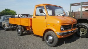 1977 Vauxhall Bedford Pick Up Truck