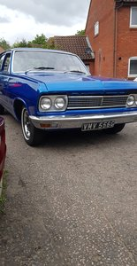 1968 vauxhall cresta pc deluxe rare specification!
