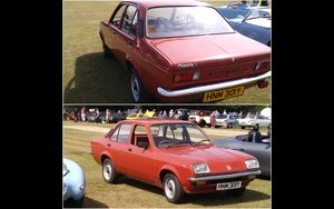 1983 Vauxhall Chevette MOT until May 2020 For Sale