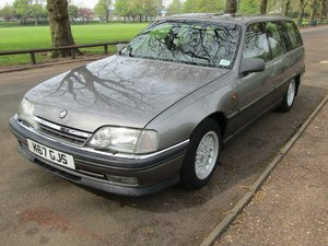 1992 Vauxhall Carlton 2.0 CDi Estate - Just 64,000 miles For Sale