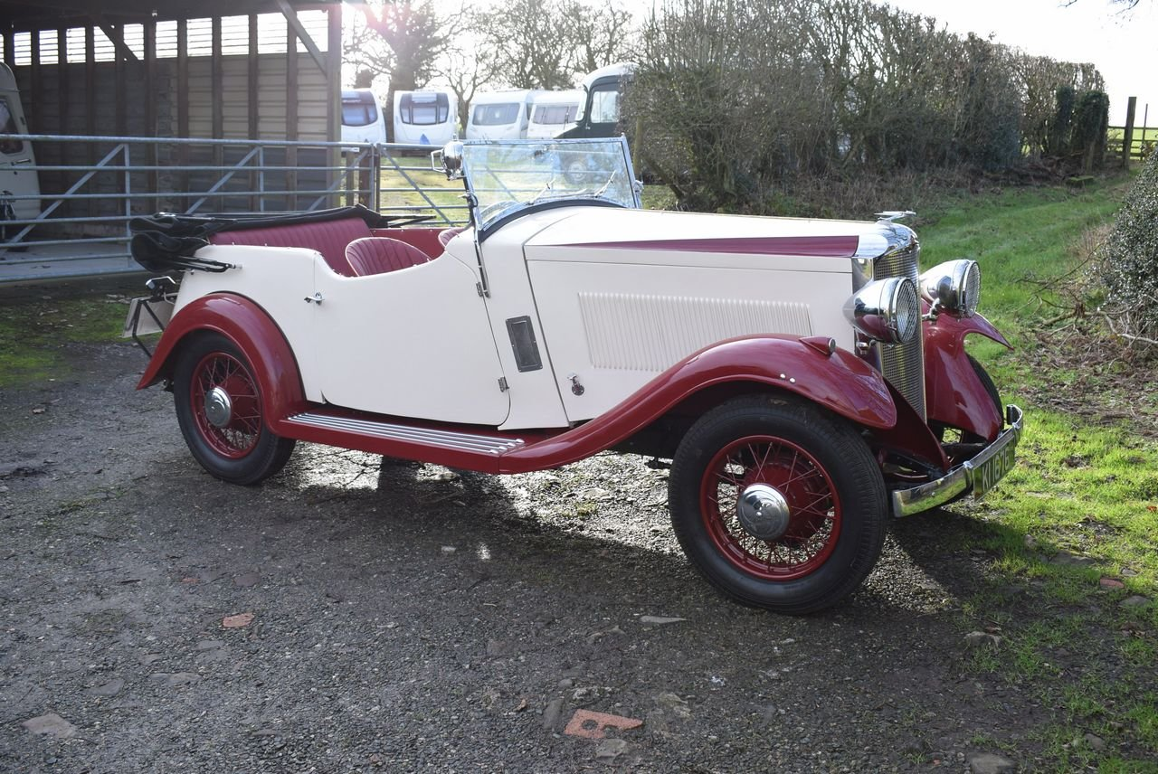 1934 Vauxhall Stratford Sports Tourer For Sale (picture 2 of 6)