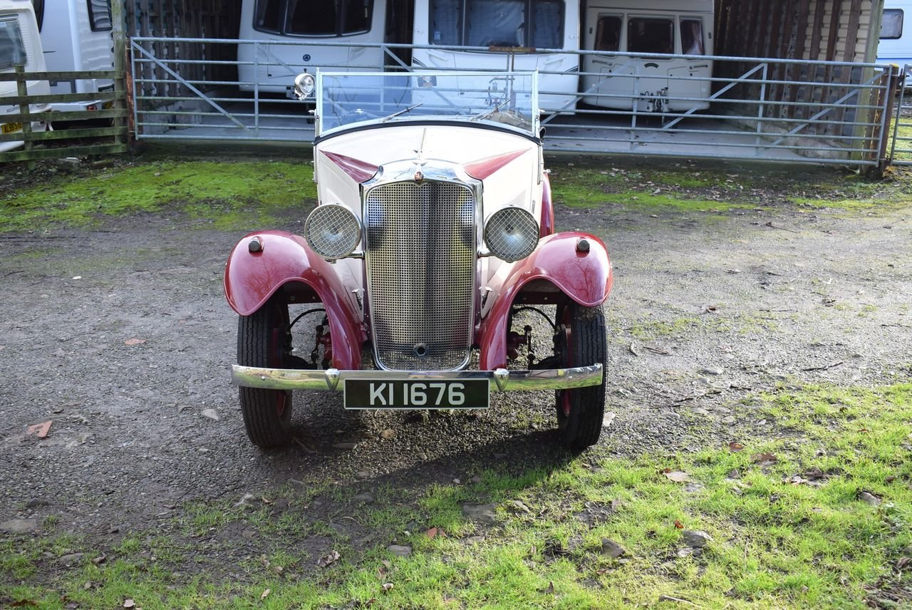 1934 Vauxhall Stratford Sports Tourer For Sale (picture 5 of 6)
