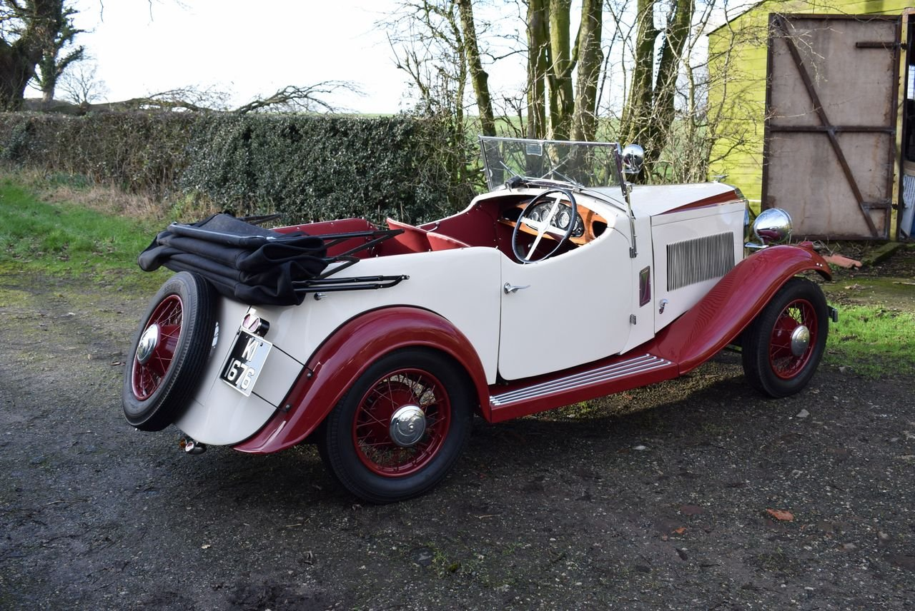1934 Vauxhall Stratford Sports Tourer For Sale (picture 6 of 6)