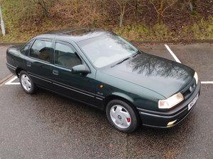 1995 42,500 mile Vauxhall Cavalier 2.0 16v GLS, 12m MOT For Sale
