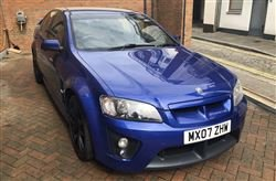 2007 VXR8 - Barons Tuesday 4th June 2019 For Sale by Auction