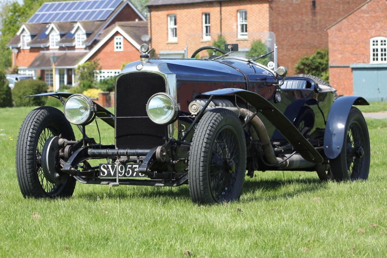 1927 Vintage Vauxhall 6-litre Stutz Bearcat Special For Sale (picture 1 of 6)