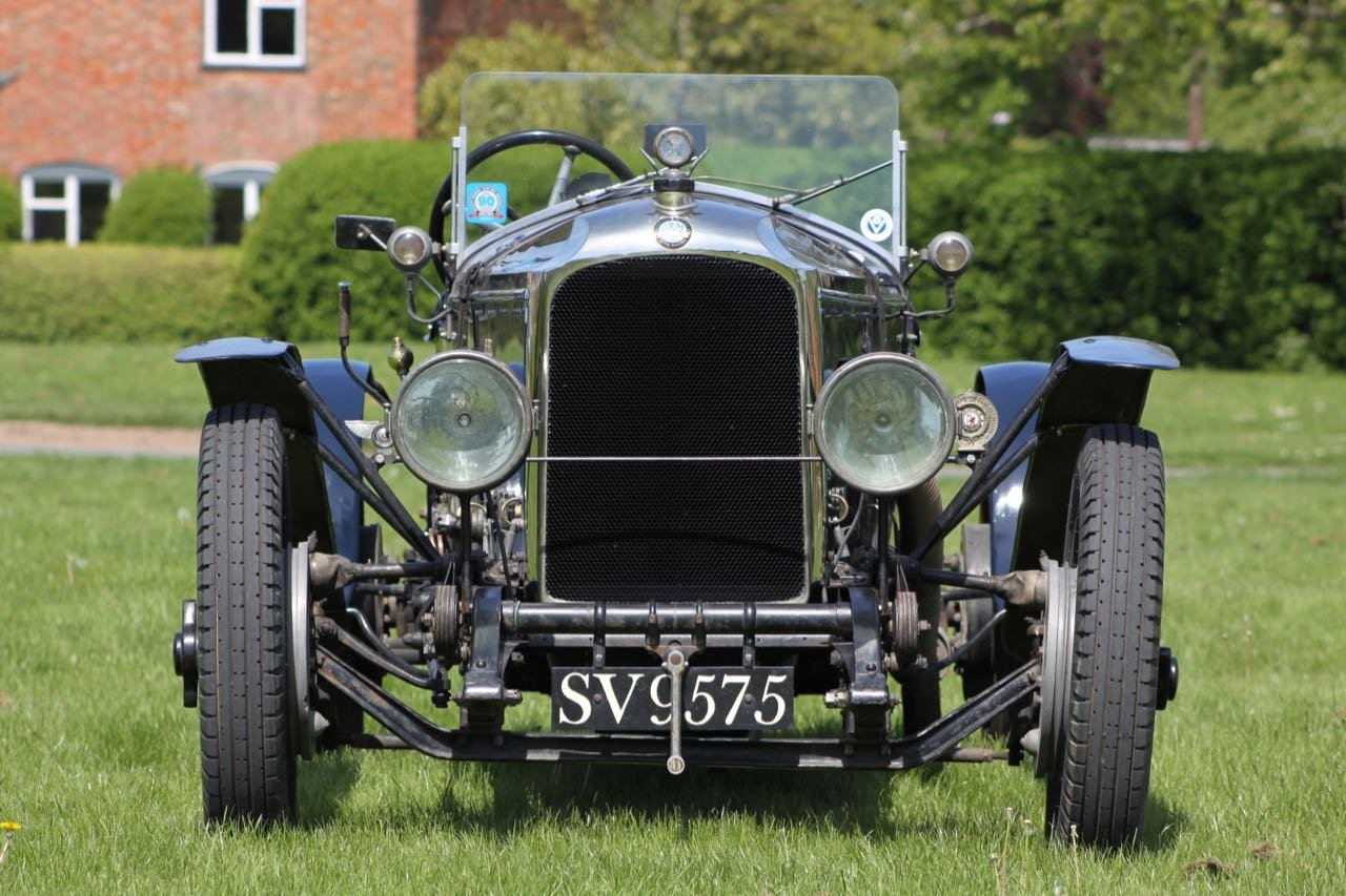 1927 Vintage Vauxhall 6-litre Stutz Bearcat Special SOLD (picture 2 of 6)