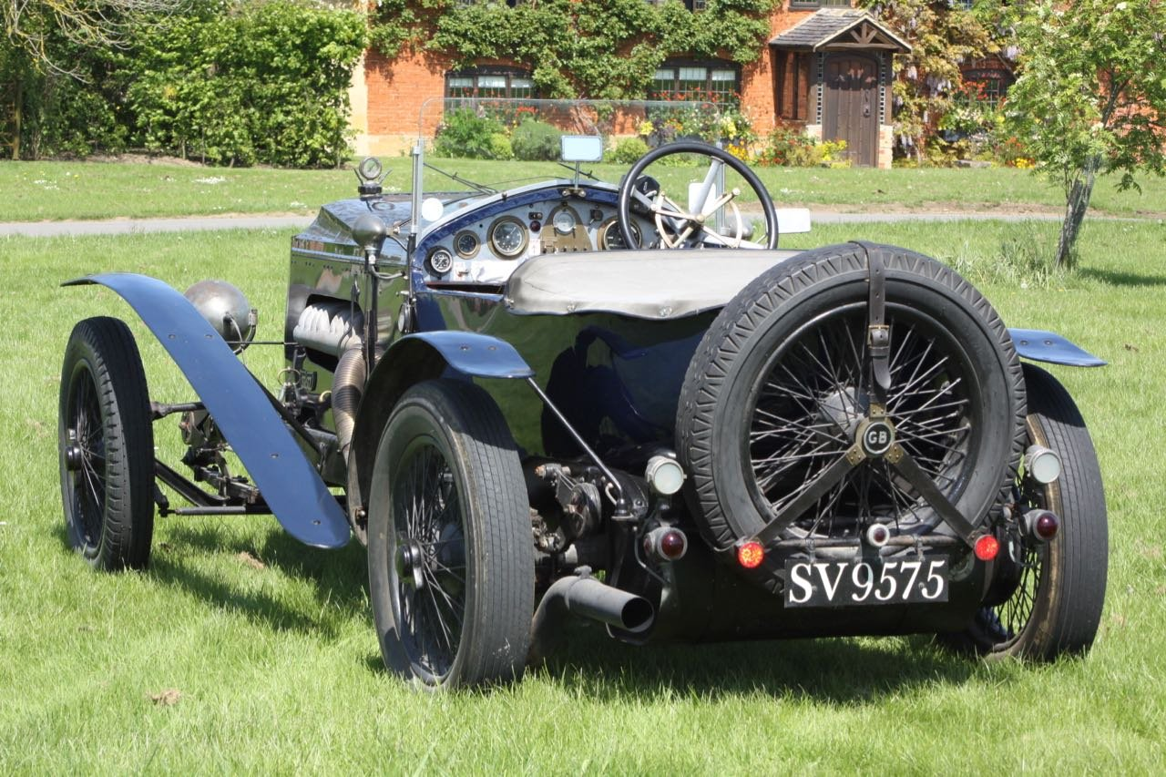1927 Vintage Vauxhall 6-litre Stutz Bearcat Special SOLD (picture 3 of 6)