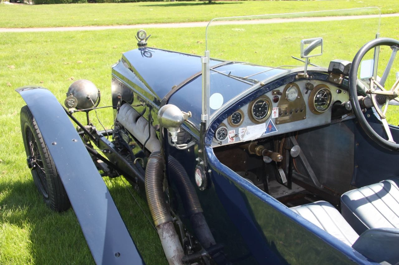 1927 Vintage Vauxhall 6-litre Stutz Bearcat Special SOLD (picture 4 of 6)