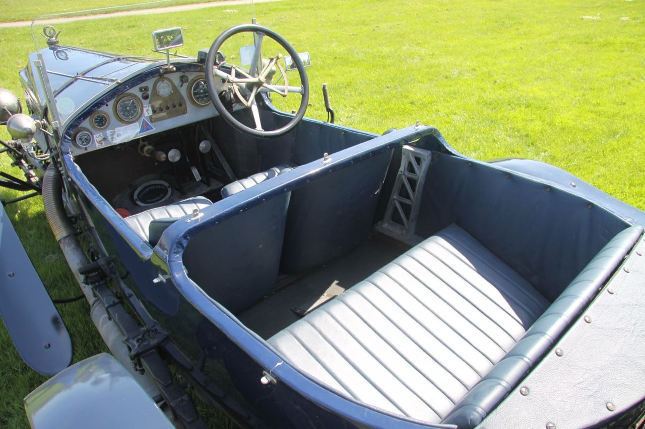 1927 Vintage Vauxhall 6-litre Stutz Bearcat Special For Sale (picture 6 of 6)