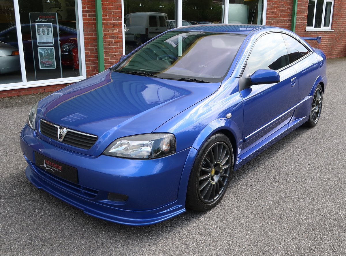 2002 Vauxhall Astra Triple 888 2.0i 16v Turbo Coupe SOLD (picture 1 of 6)