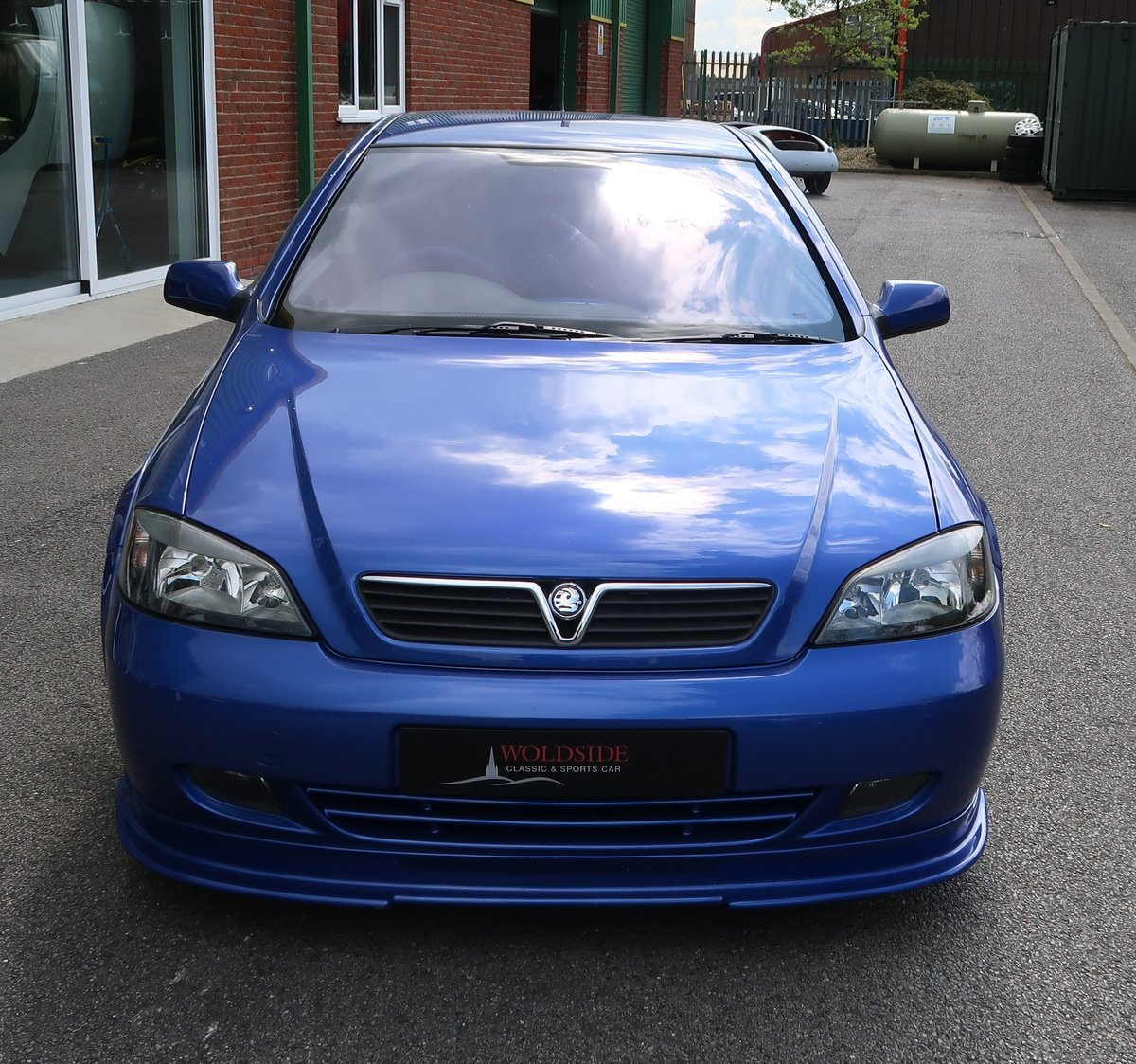 2002 Vauxhall Astra Triple 888 2.0i 16v Turbo Coupe SOLD (picture 2 of 6)