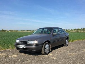 1992 Vauxhall Cavalier GL 44k Miles at Morris Leslie Auction For Sale by Auction