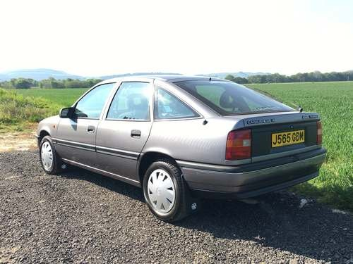 1992 Vauxhall Cavalier GL 44k Miles at Morris Leslie Auction SOLD by Auction (picture 3 of 6)