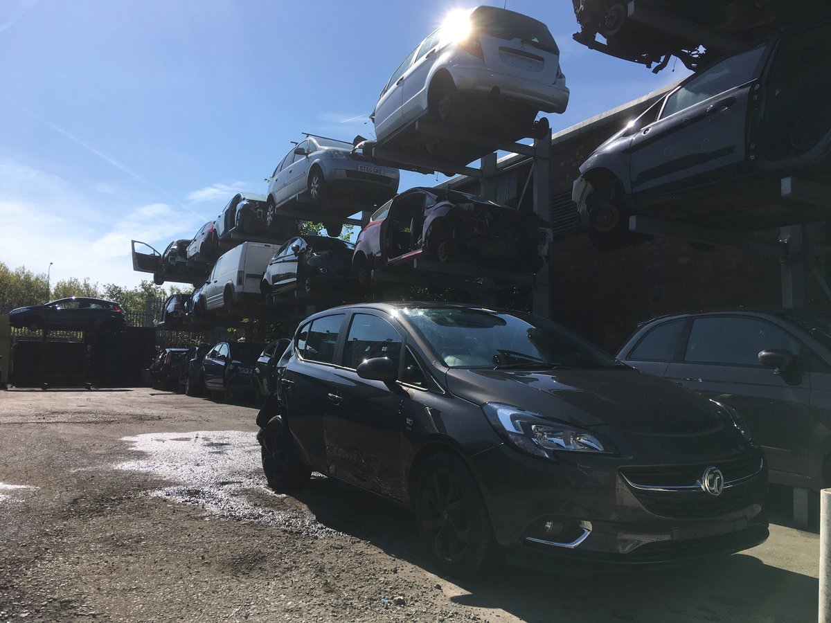 2015 BREAKING - VAUXHALL CORSA E - ALL PARTS AVAILABLE For Sale (picture 1 of 1)