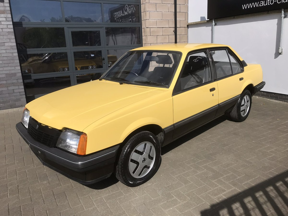 1982 Vauxhall Cavalier 1.6 SR CONTACT US ON 01604 646400 For Sale (picture 2 of 6)