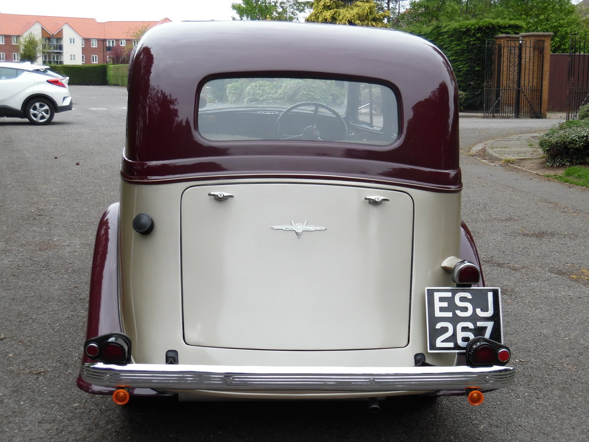 1936 Vauxhall Fourteen Six Stunning condition inside and out SOLD (picture 3 of 6)