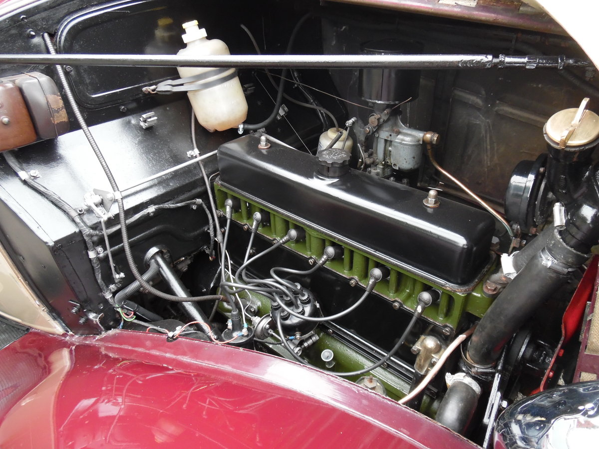 1936 Vauxhall Fourteen Six Stunning condition inside and out SOLD (picture 6 of 6)