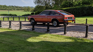 1980 Classic and rare. Vauxhall 2000 GLS For Sale