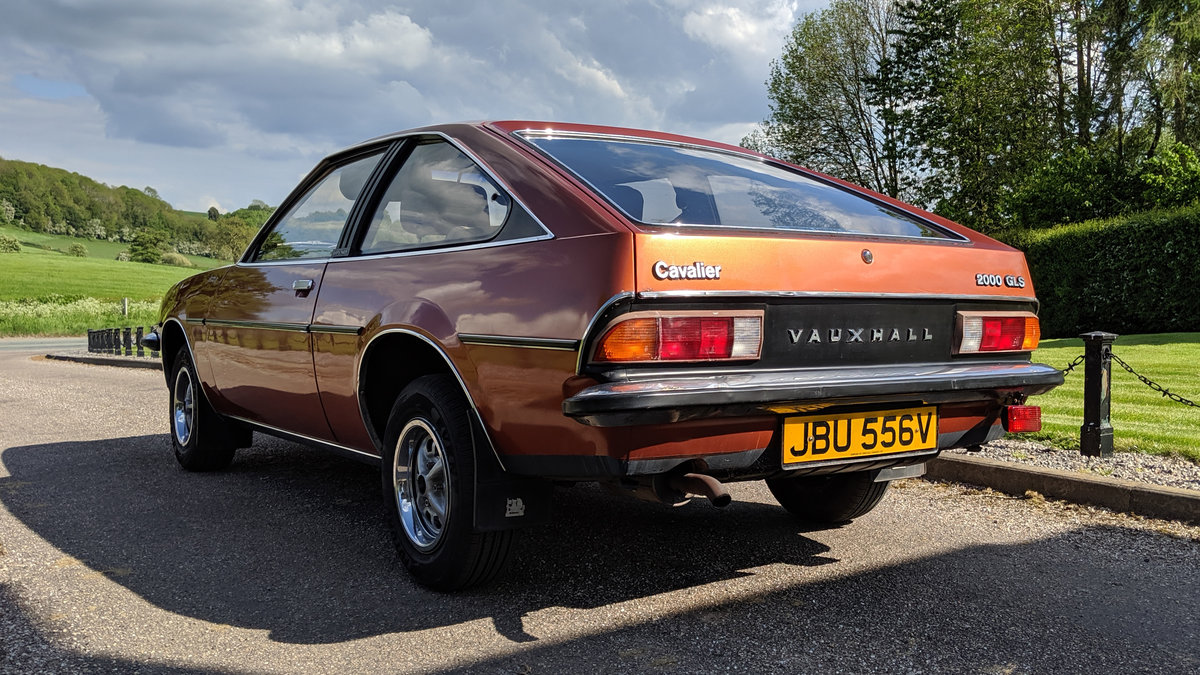 1980 Classic and rare. Cavalier Sports Hatch 2000 GLS For Sale (picture 2 of 6)