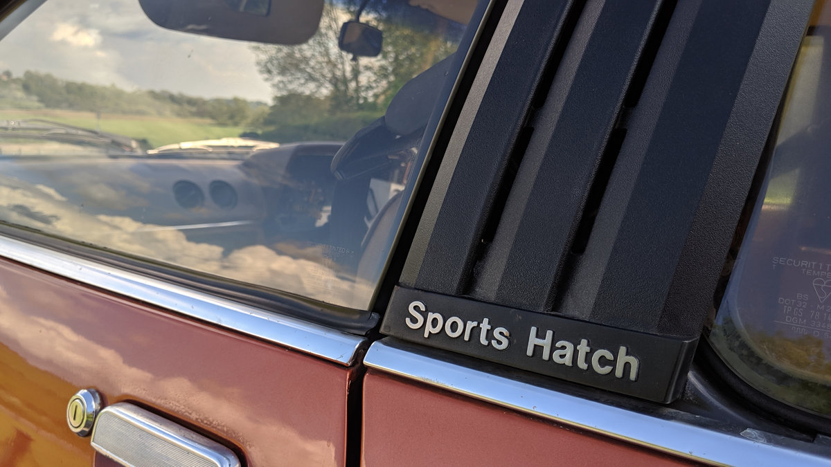 1980 Classic and rare. Cavalier Sports Hatch 2000 GLS For Sale (picture 4 of 6)