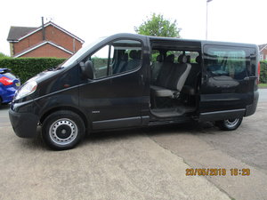 EX MOD OWNWED 62 PLATE  9 SEAT MINI BUS DECEMBER 2012 CLEAN For Sale