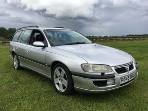 1996 Vauxhall Omega Elite Auto at Morris Leslie Auction 25th May For Sale by Auction