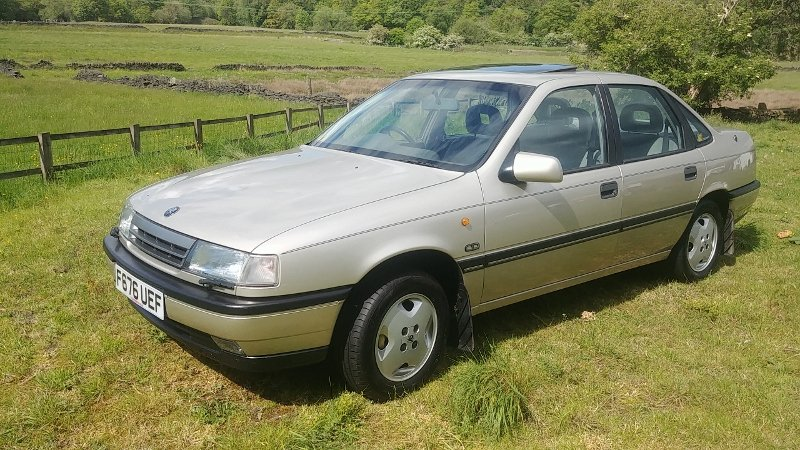 1987 VAUXHALL CAVALIER 2.0 CDI For Sale (picture 1 of 6)